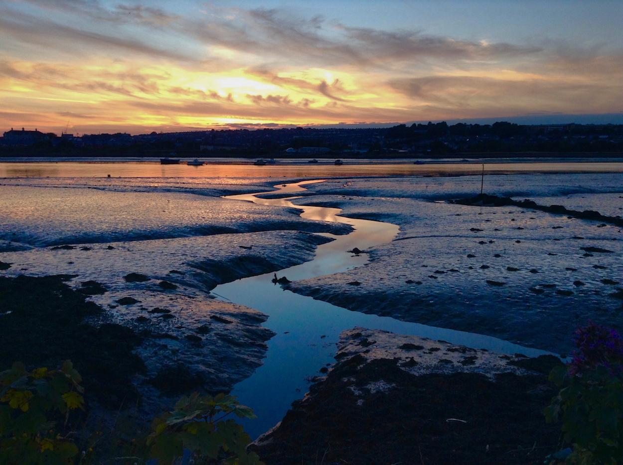 Plym Sunset